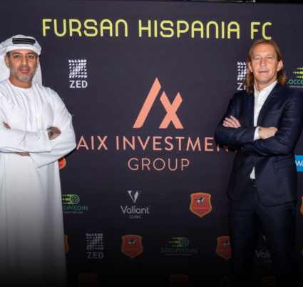 United for the Future of Sport in the UAE: Platinum Sponsor of Real Madrid Football Player's New Project